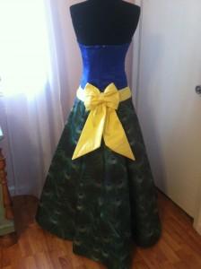 Ana's Prom DressBack