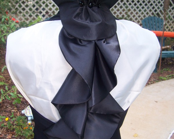 Detachable Ruffle